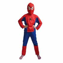 Fantasia Homem Aranha - Importado - Pronta Entrega