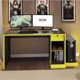 Mesa Para Computador Desk Game Drx 3000 Móveis Leão  Jg