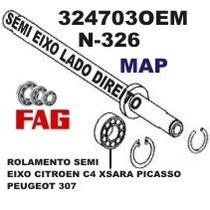 Rolamento Semi Eixo Peugeot 307 Citroen C4 Xsara Picasso