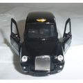 Carro Taxi Tx4 Londres Miniatura Coleçao Die Cast Metal *