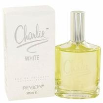 Perfume Charlie White By Revlon Edt 100ml Fem