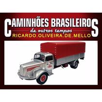Caminhões Brasileiros De Outros Tempos Mercedes L-325 Ed. 30