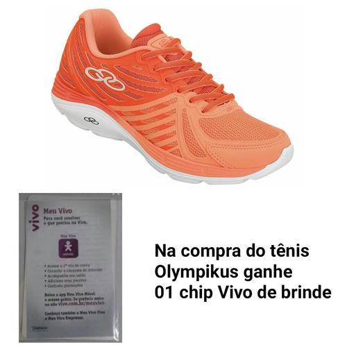64a381fb9 Tênis Kappa Feminino Original.ideal Para Malhar + Brinde Novo. Bahia. R  80.  5 vendidos. Tênis Olimpikus Original Compre E Ganhe 01 Brinde Promoção