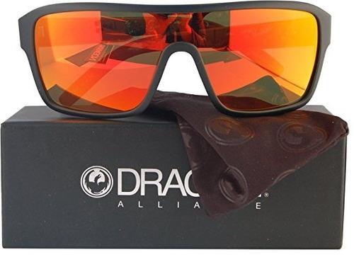 ef33398242383 Óculos Sol Dragon Owen Red Original Nota Fiscal + Garantia. R  279.9