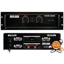 Amplificador Mark Audio Mk 8500 1500wrms