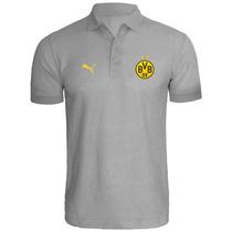 4e5117e1692c6 Camisas de Futebol Camisas de Times Times Alemães Masculina Borussia ...