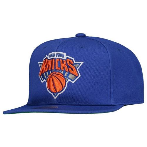 1f244a010db43 Boné Mitchell   Ness Nba New York Knicks Azul