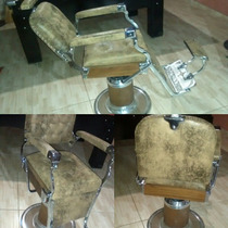 Cadeira De Barbeiro Ferrante Parcelo Em 12x Frete Grátis