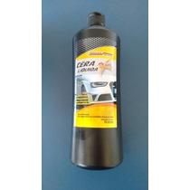 Cera Líquida Plus Carnaúba- 1 Litro -profissional- Shine Wax