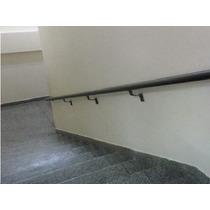 Corrimão Para Escadas,aço Carb. 1.1/2=37cm.(pçs De 1 Metro).