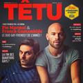 Nova Revista Gay França Têtu Fevereiro 2015 Importada Dg