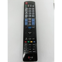 Controle Remoto Tv Lg 32lw/42/47 Led/plasma/lcd Akb74115501