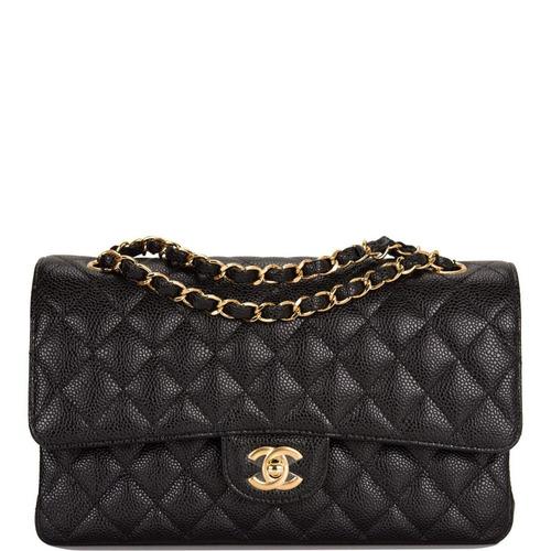 4c5224178 Bolsa Chanel 2.55 (média) Couro Caviar Original Na Caixa à venda em ...