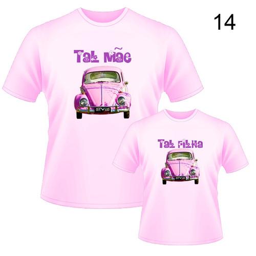 8f7e5daeb Camiseta Fusca Tal Mãe Tal Filha - Carros Antigos à venda em Cidade ...