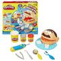 Massinha Play-doh Kit Brincando De Dentista - Hasbro