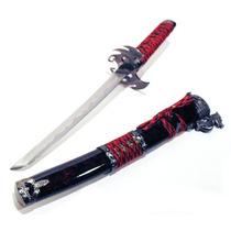Espada Katana Tanto Dragão Alado Red Mod 83005
