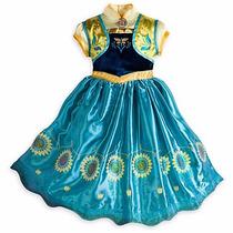 Fantasia Anna Filme Frozen Fever Original Disney Store