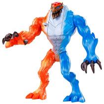 Boneco Max Steel Elementor Agua E Fogo - Mattel -