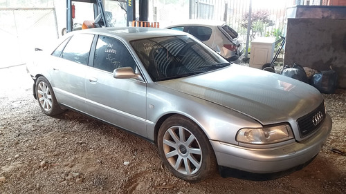 SUCATA AUDI A8 2000 4.2 V8 QUATTRO 4X4 P/ RETIRADA DE PEÇAS