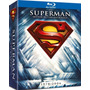Blu-ray Superman Anthology - Alto Relevo -dublado - 8 Discos