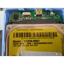 Hd Externo Samsung 320 Gb/ Usb 3.0 Semi-novo Muito Barato