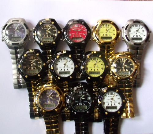 0514dd3da25 Relógio Masculino Potenzia Digital E Analogic