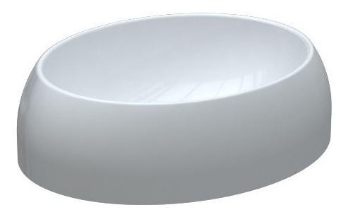 Cubapia De Apoio Sobrepor Modelo Oval 40x30 Promoção R