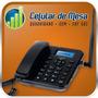 Telefone Celular Fixo De Mesa Dual Chip Quadband - Tl0001