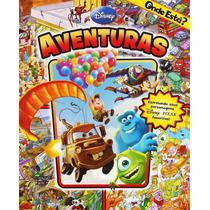 Livro Disney Aventuras