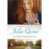 Um Beijo Inesquecível Volume 7 Julia Quinn Livro
