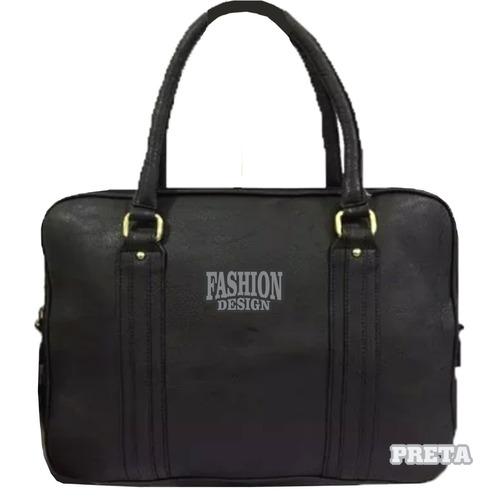 4dbd7ba00 Bolsa Feminina Couro Fashion