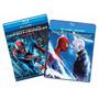 Blu-rays 3d - O Espetacular Homem Aranha 1 E 2 (2 Filmes)