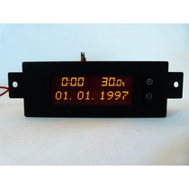 Tid Relogio Digital Painel Astra Data Hora Temperatura ,,