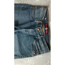 Calça Jeans Feminina Planet Girls Semi Nova