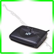 Leitor E Gravador Smartcard Chip- E-cpf E-cnpj Nf-e Oab Icp