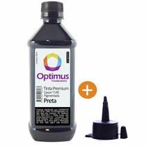 Tinta Sublimática Para Epson Wf-3012 | T140120 Optimus 500ml