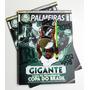 Palmeiras Ed Histórica Revistas + Poster Copa Do Brasil