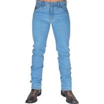 Calça Jeans Country Os Vaqueiros Masculina Delave