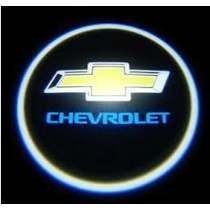 Projetor Porta De Carro Luz Cortesia Iluminação Chevrolet