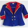 produto Fantasia Pequeno Príncipe 1/2 Ano Blazer E Coroa!!