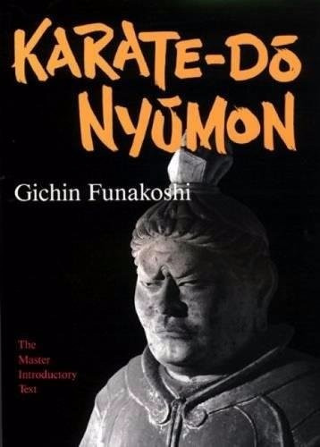Livro Karate do Nyumon The Master Introductory Text