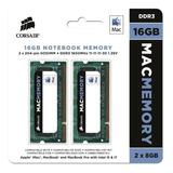 Memória Ram 16 Gb 2x8gb Corsair Cmsa16gx3m2a1600c11