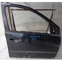 Porta Dianteira Direita Fiesta 4 Portas Original