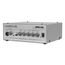 Receiver Amplificador Mixer Stéreo Usb Mpa100 Som Ambiente