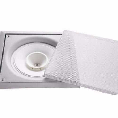 Caixa De Som Embutir Gesso Bsa Cfr6q 80w Unid. Som Ambiente