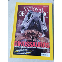 Revista National Geographic - Dinossauros Ano 3 N35 2003