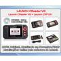 Launch Creader 8 Viii / Crp 129 Scanner Automotivo Profissio