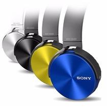 Fone Ouvido Mdr Xb450 P/ Aparelhos Sony Xperia C/ Microfone