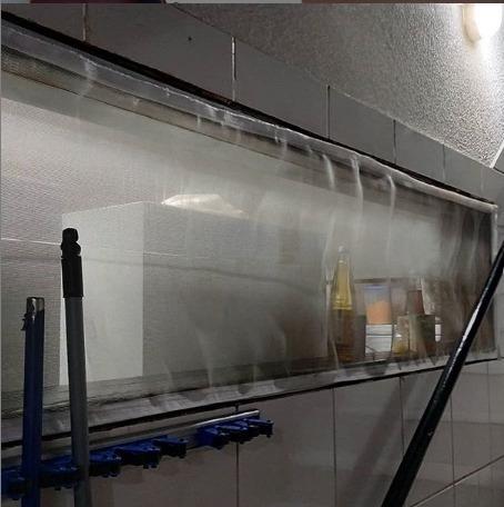 Tela Para Janelas - Anti Chamas - Tam. 100x120 Com Velcro