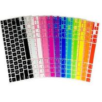 Protetor Teclado Silicone Macbook Air, Pro E Retina Colorido